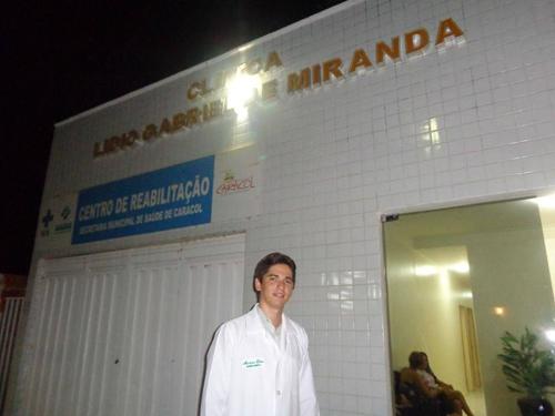 Inaugurada clínica da RADIOMED em Caracol