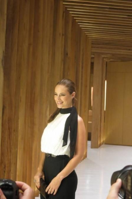 Paolla Oliveira diz que é supervaidosa com o cabelo e revela tratamentos