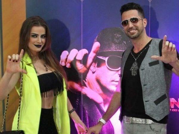 Latino cancela casamento com Rayanne Morais
