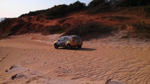 Rally Cerapió: Prova para carros 4x4 e quadriciclos terá mais de 1.100 km
