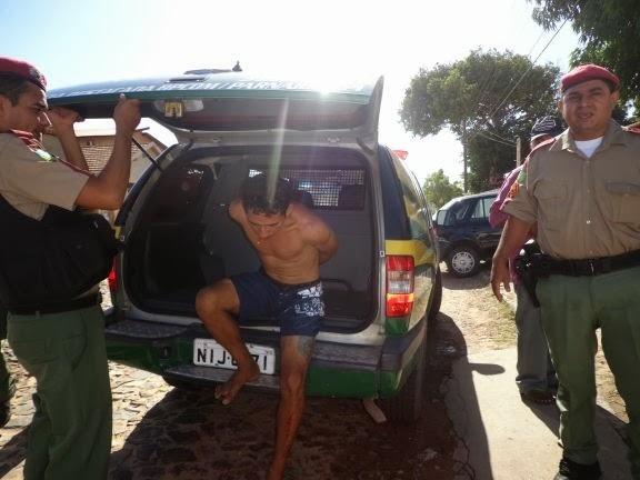 Ronda Cidadão registra ocorrência de tentativa de homicídio no bairro Piauí