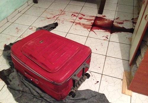 Corpo em mala: polícia do PR investiga se mulher foi morta em ritual de magia negra