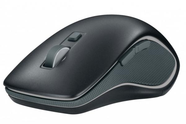 Logitech lança mouse ambidestro sem fio com botão para o Windows 8