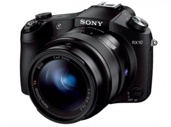 Sony CyberShot RX10 traz combinação de grande zoom e sensor potente
