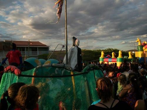 Festa das Crianças em Caldeirão Grande foi um sucesso - Imagem 2