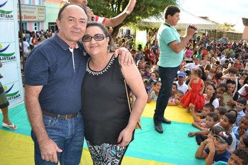 Festa dia das Crianças Prefeitura de Paulistana foi um sucesso - Imagem 11