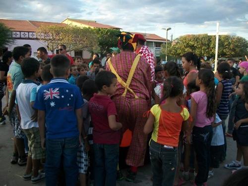 Festa das Crianças em Caldeirão Grande foi um sucesso - Imagem 1