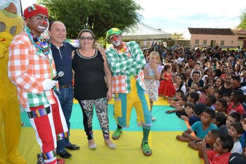 Festa dia das Crianças Prefeitura de Paulistana foi um sucesso - Imagem 3