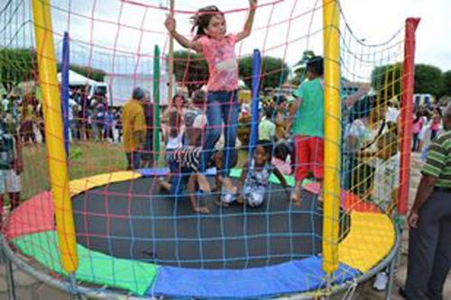 Festa dia das Crianças Prefeitura de Paulistana foi um sucesso - Imagem 8