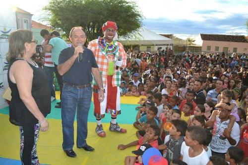 Festa dia das Crianças Prefeitura de Paulistana foi um sucesso - Imagem 7