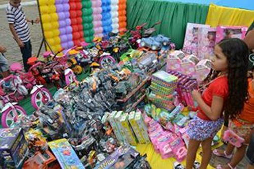 Festa dia das Crianças Prefeitura de Paulistana foi um sucesso - Imagem 1