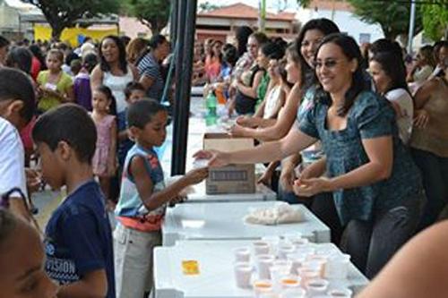 Festa dia das Crianças Prefeitura de Paulistana foi um sucesso - Imagem 4