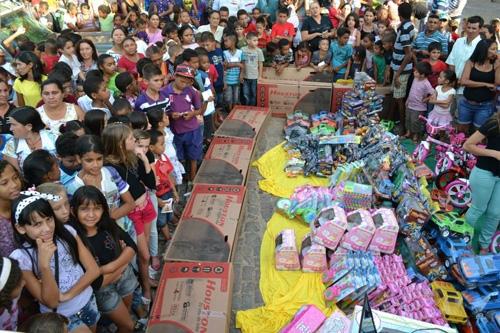 Festa dia das Crianças Prefeitura de Paulistana foi um sucesso - Imagem 6
