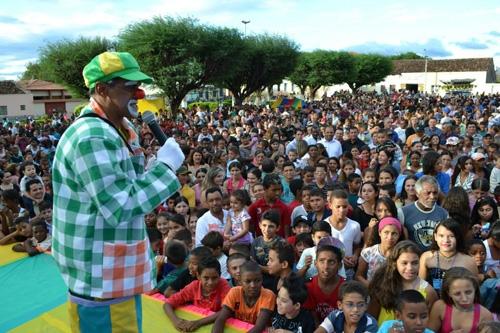 Festa dia das Crianças Prefeitura de Paulistana foi um sucesso - Imagem 2