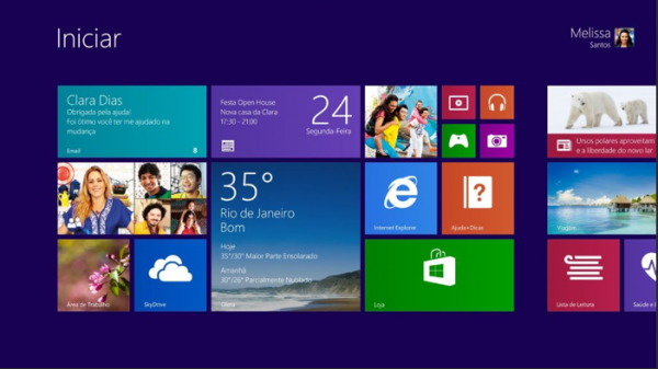 Windows 8.1 tem venda por download suspensa  no Brasil; entenda razões