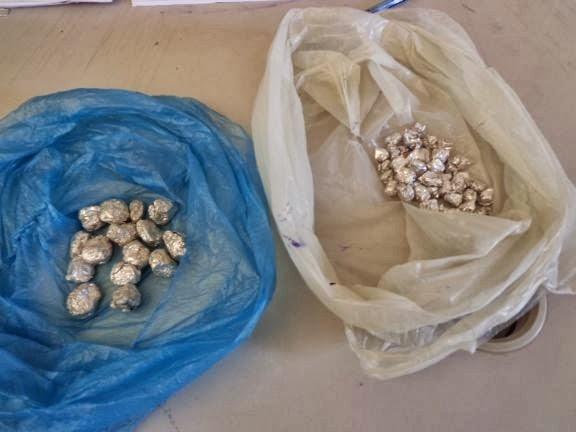 Ciptur apreende 53 pedras de crack e 15 trouxas de maconha no bairro Cearazinho em Luis Correia; uma pessoa foi presa Tráfico de drogas
