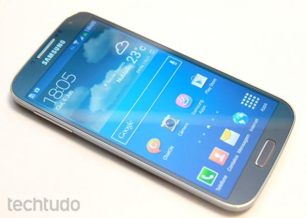 Galaxy S5 poderá ter scanner de retina, ao invés de sensor de digitais
