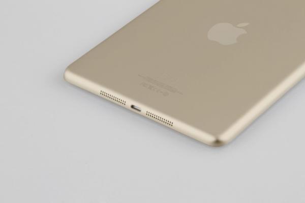 iPad mini 2 com tela Retina terá versão dourada com touch ID