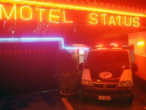 Polícia acredita que o pai matou filho e depois se matou em motel