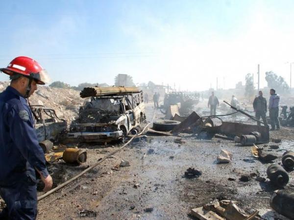 Atentado terrorista deixa mais de 30 mortos na cidade síria de Hama