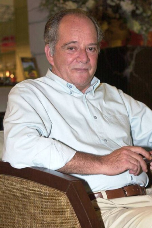 Claudio Marzo volta a ser internado em hospital com hemorragia digestiva