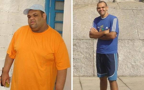Com estratégia de guerra contra a obesidade, metalúrgico perde 112kg