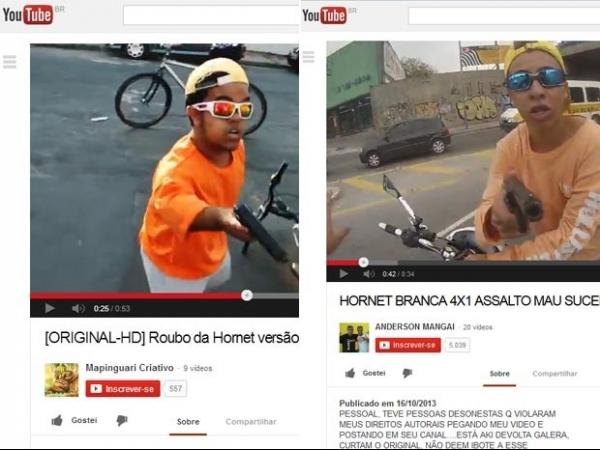Vídeo de ladrão baleado tem versão com GTA e anão roubando bicicleta
