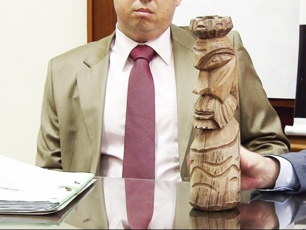 Turista de SP foi morta em Peruíbe com golpes de escultura de madeira