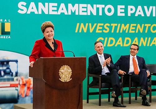 Dilma Roueff descarta riscos ao governo com modelo de partilha do pré-sal