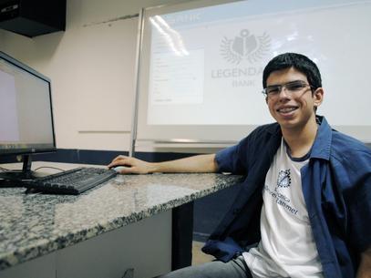 Estudante cria software que protege vítimas de sequestro relâmpago