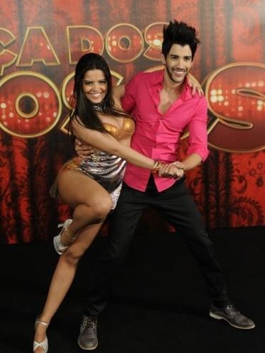 Namorada de Gusttavo Lima proíbe participação de dançarina em gravação de DVD