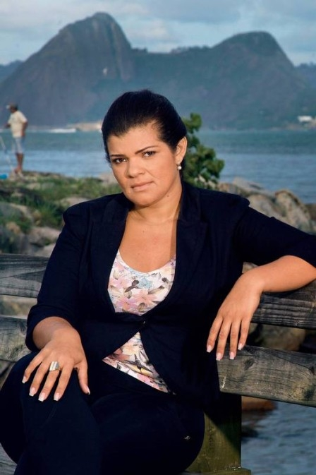 Branka Silva diz que Naldo não regularizou pagamento de pensão após casamento: ?Só quero o que tenho direito?