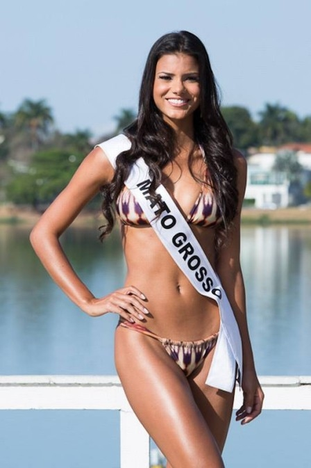 Miss Brasil perdeu seis quilos antes de receber a coroa: ?Acordava quatro horas da manhã para malhar?