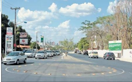 Trânsito será alterado novamente na Avenida Higino Cunha
