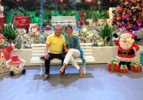 Carlos Alberto de Nóbrega fala do fim do namoro: não existe mágoa,somos amigos