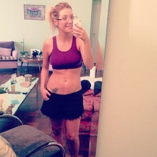 Luiza Possi revela dieta que a fez passar do manequim 40 para 34