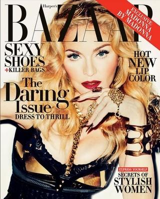 Madonna revela em artigo que foi estuprada no início dos anos 80