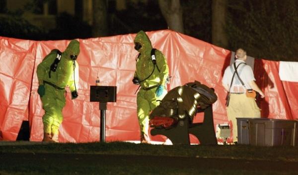Mulher morta em tiroteio nos EUA teve depressão pós-parto, diz TV
