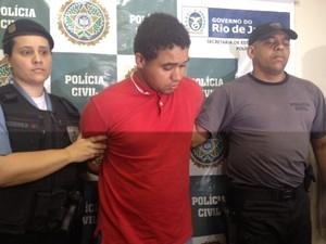 Preso por estupro na Rocinha pede perdão aos pais da menina Rebeca