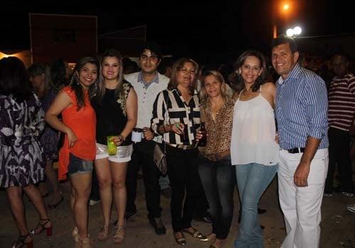 Moradores de Caracol-PI e municípios vizinhos prestigiaram evento festivo
