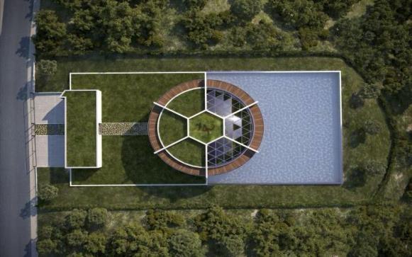 Lionel Messi quer se mudar com família para casa com formato de campo de futebol; confira fotos!