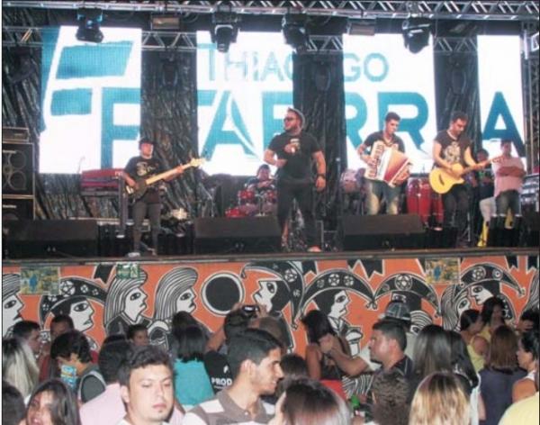 Bandas fazem grande show, animam multidão e Teresina se transforma na capital do forró