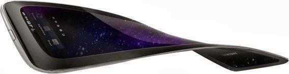 Celular flexível da Samsung terá configurações parecidas com Galaxy S3