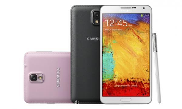 Samsung nega que Galaxy Note 3