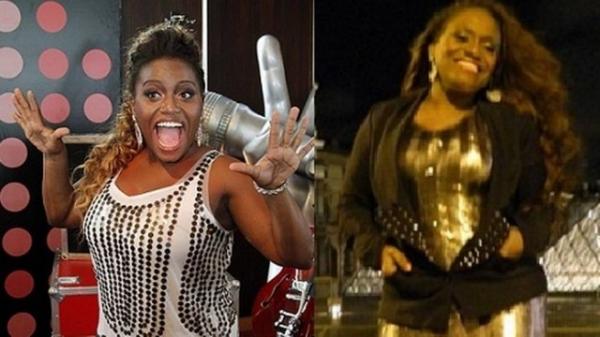 Ludmillah Anjos, ex-participante do ?The voice Brasil?, emagreceu 12 quilos em quatro meses: ?Quero que meu corpo fique um escândalo, pá!?