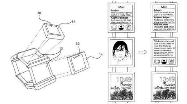 Nokia registra patente de bateria dobrável para smartphones com tela curva
