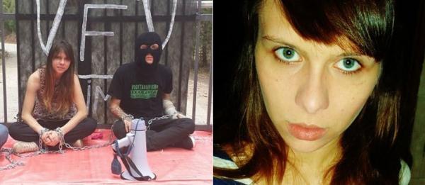Ativista que se acorrentou a portão do Instituto Royal é encontrada morta