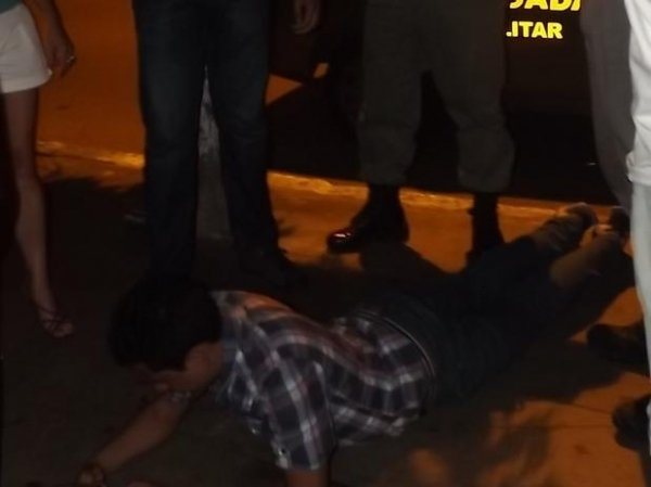 Homem é preso em flagrante ao tentar estuprar mulher em Porto Alegre