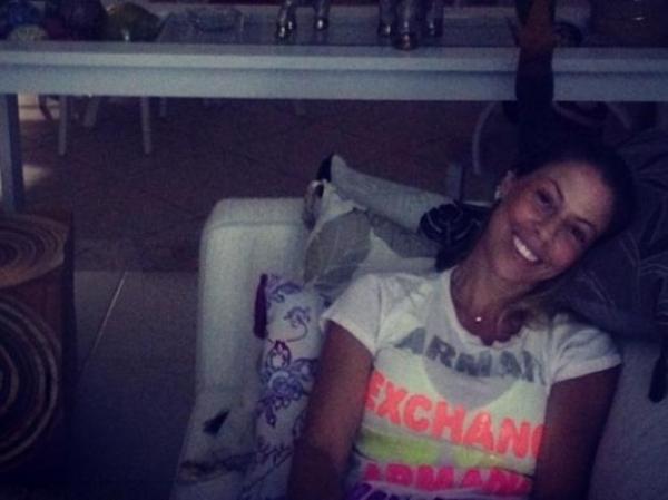 Ex-marido de Ana Maria Braga mostra foto da nova namorada