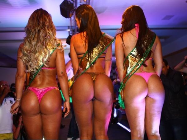 Dai Macedo vence o Miss Bumbum 2013: ?O concurso é verdadeiro?